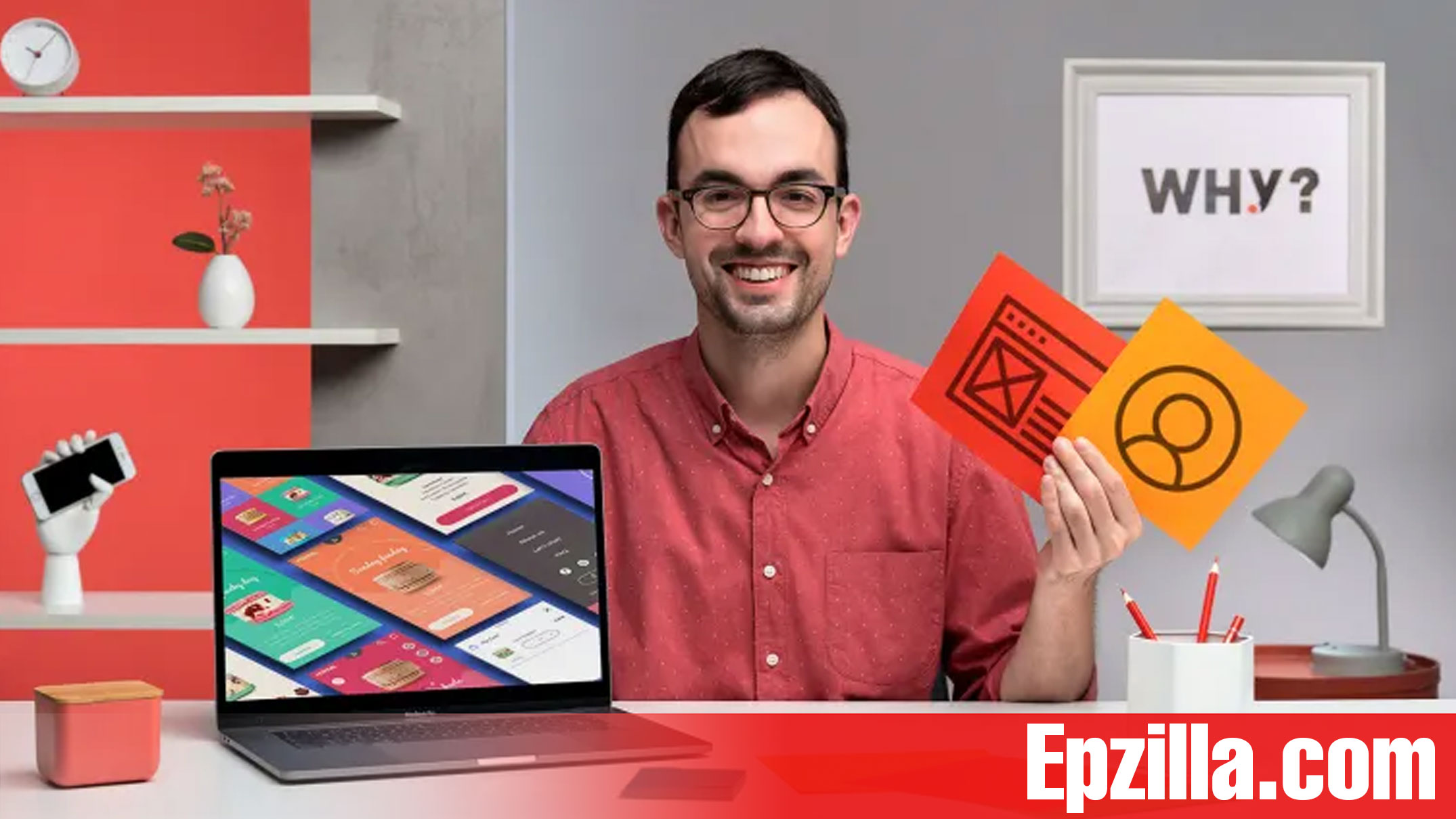 Domestika Introduction to UX Design By Ethan Parry Free Download Epzilla.com